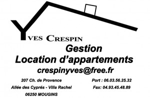 Yves Crespin Location